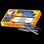 Pyro Boy Crackers - 100 pieces
