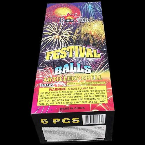 Festive Balls
