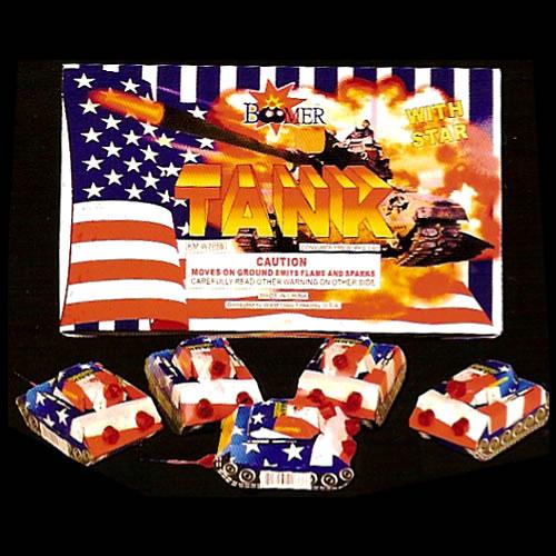 Tanks - report