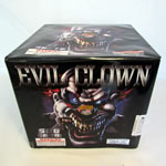 Evil Clown - 9 shot