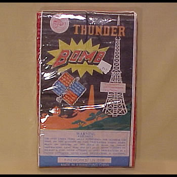 Thunderbomb - 80 packs of 16