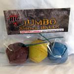 Jumbo Smoke Balls - 3 pack