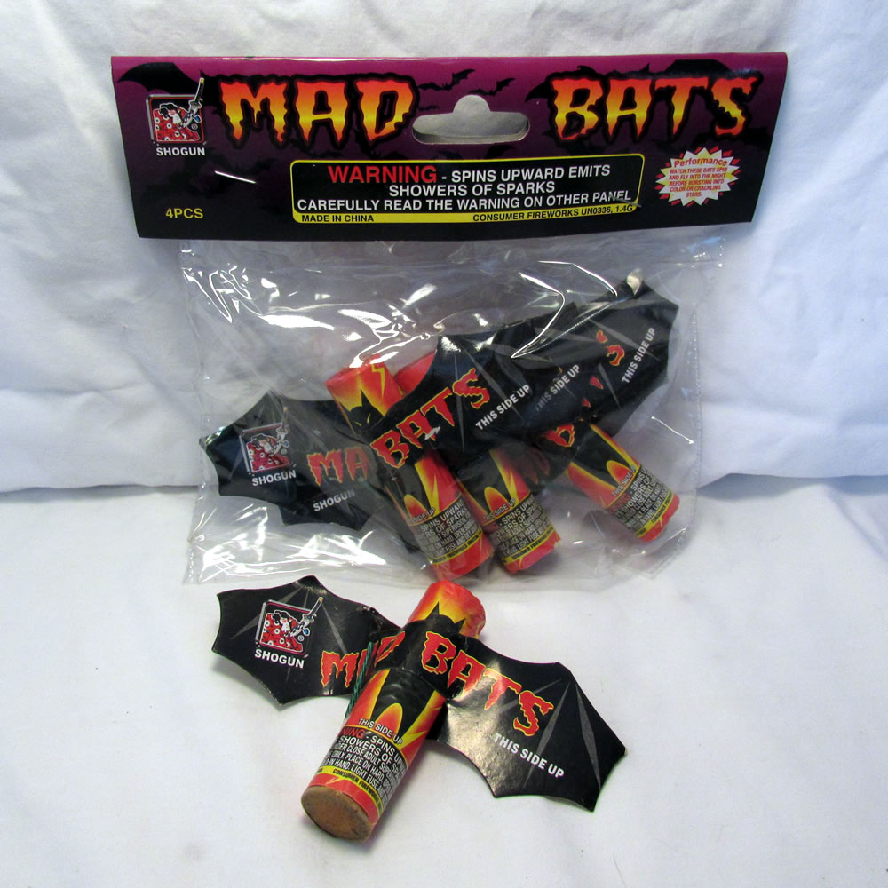 Mad Bats