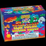 Smoke Balls - sawdust