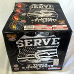 Serve - 9 shot