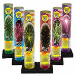 Number 5 Tube - Assorted - Tall