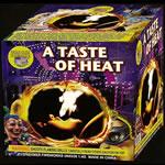 A Taste of Heat - 16 Shot