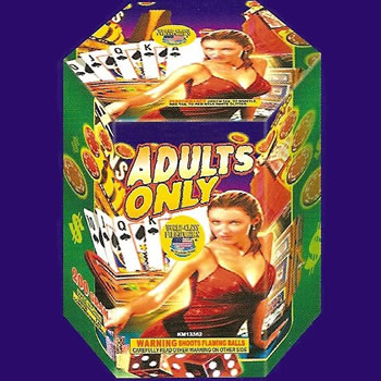 Adults Only - 7 Shot