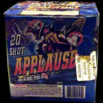 Applause - 20 Shot