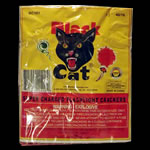 Black Cat Firecrackers - 40 packs of 16