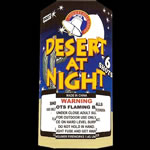 Desert at Night - 6 shot