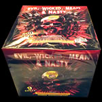 Evil Wicked Nasty - 3 inch - 9 shot