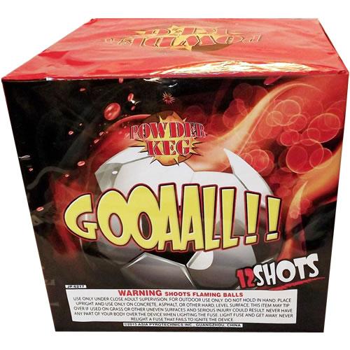 Goal - 12 Shot