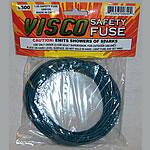 Green Visco Fuse - 10 - 1 meter