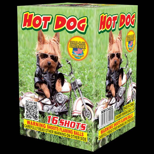 Hot Dog - 16 Shot
