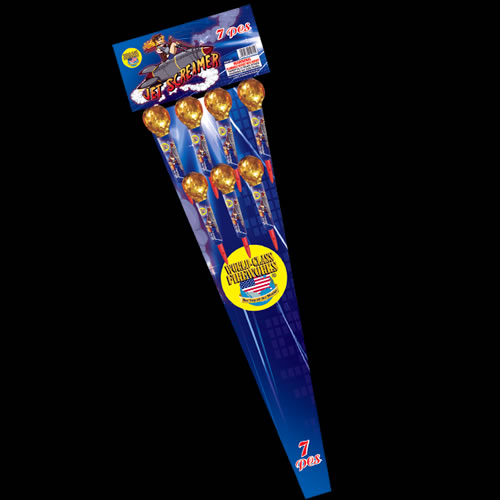 Jet Screamer Rockets