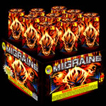 Migraine - 3 inch 9 Shot