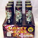Money Bags - 3 inch - 9 shot