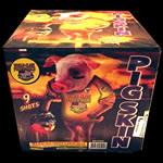 Pig Skin - 9 shot