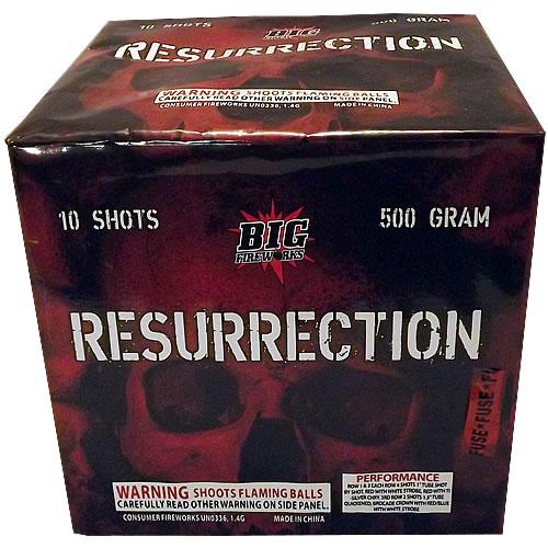 Resurrection - 10 Shot