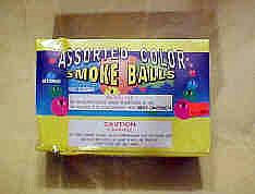 Smoke Balls - paper