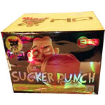 Sucker Punch - 9 shot Black Cat